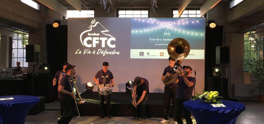 Journée au village CFTC à Arras