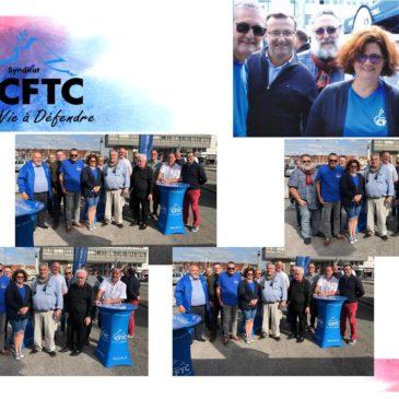 Le Village CFTC à Calais
